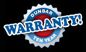 Dunbar Warranty